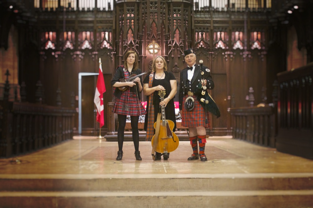 Caledon County Trio