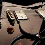 Black Guitar (335 Copy)